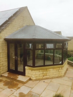Solid Roof COnservatory Deepcar Home Improvements